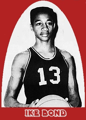 Image of Arizona boys basketball player, from number up, number 13, on the Winslow High School Bulldogs basketball team. From The Arizona Republic, Phoeniz, Ariz., February 27, 2004.